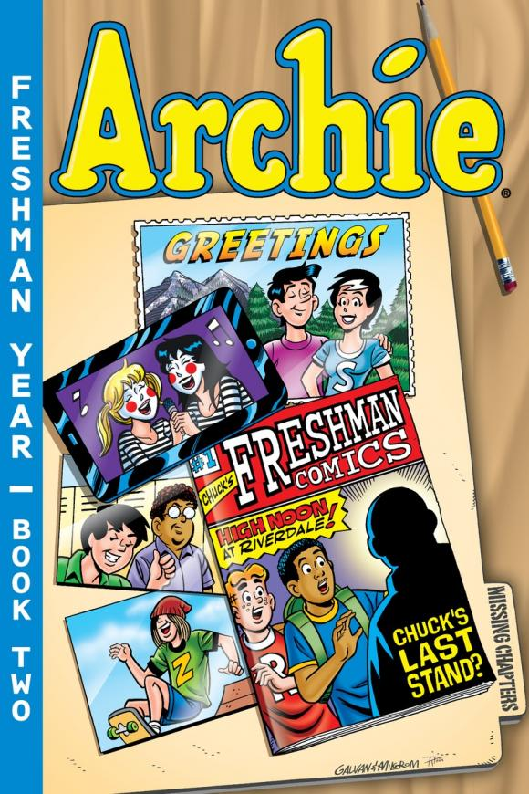 Archie Freshman Year Book 2 dooley j page v the frog princess stage 3 pupil s book page 2