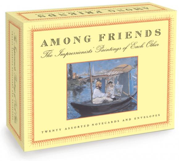 Among Friends: A Postcard Book city of friends – a portrait of the gay