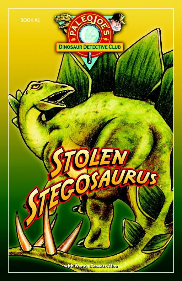 Stolen Stegosaurus stolen