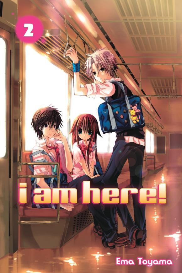 I Am Here! 2 закладка для книг i am here 26144