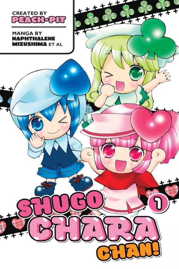 Shugo Chara Chan 1 peach pit shugo chara 4