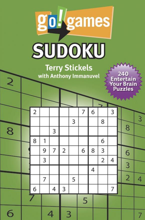 Go!Games Sudoku celebrity sudoku