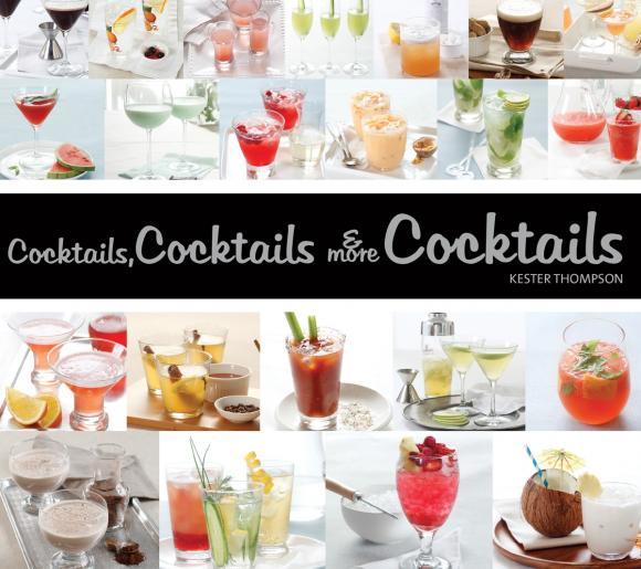 Cocktails, Cocktails & More Cocktails summer cocktails