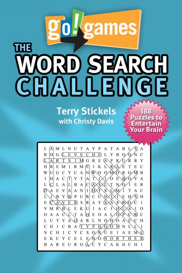 Go!Games The Word Search Challenge go games the sudoku challenge