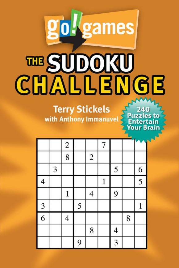 Go!Games The Sudoku Challenge женские часы go girl only go 694925