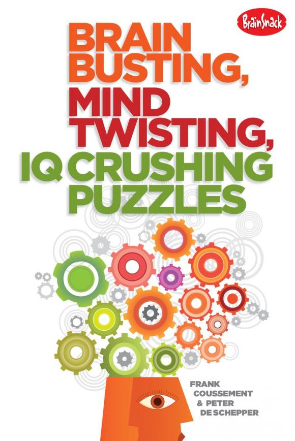 Brain Busting, Mind Twisting, IQ Crushing Puzzles mini 3x3x3 brain teaser magic iq cube keychain