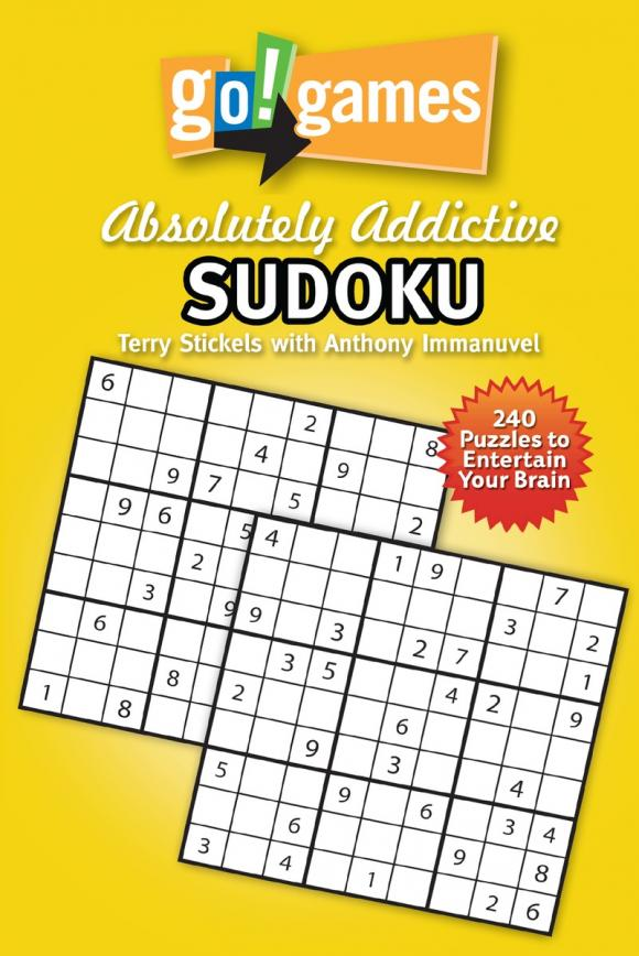 Go!Games Absolutely Addictive Sudoku go games the sudoku challenge