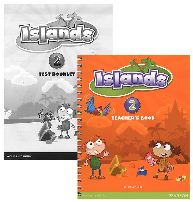 Islands: Level 2: Teacher's Book: Access Code (+ Booklet) купить
