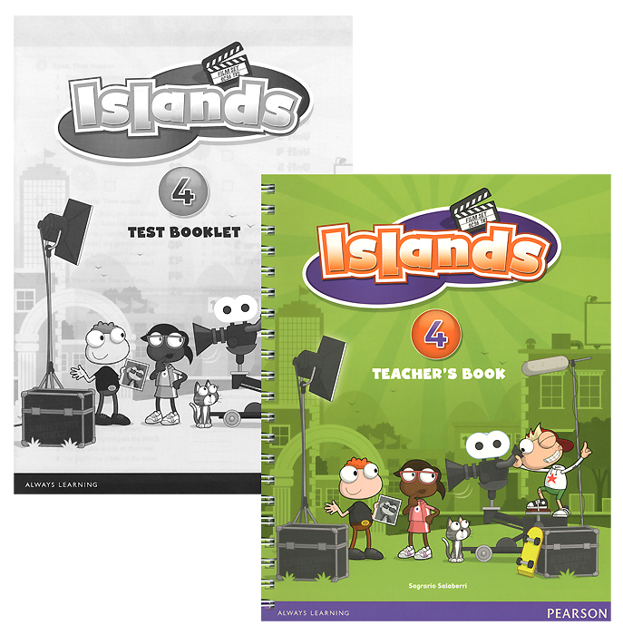 Islands: Level 4: Teacher's Book: Access Code (+ Booklet)