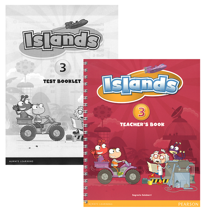 Islands: Level 3: Teacher's Book: Access Code (+ Booklet)