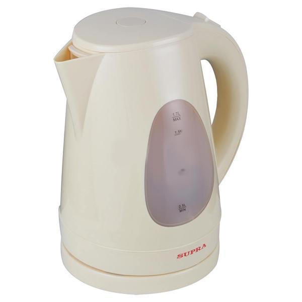 Supra KES-1708, Beige электрический чайникKES-1708