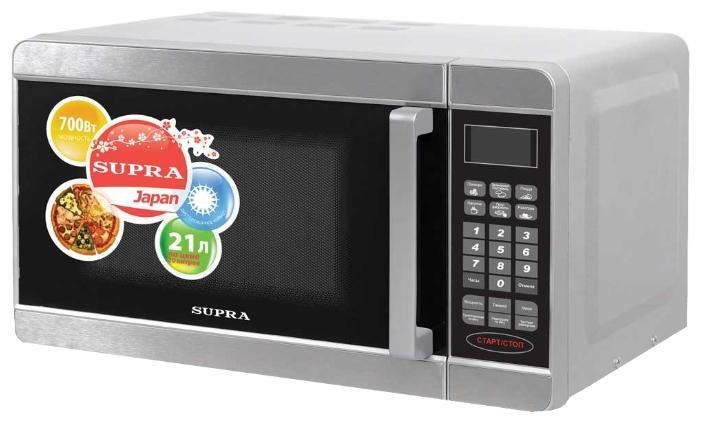 Supra MWS-2104SS микроволновая печь