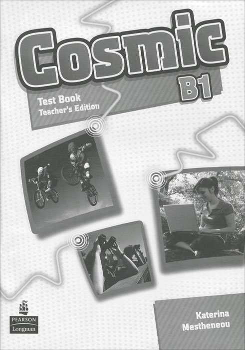 Cosmic: Level B1: Test Book multimeter test leads digital auto range