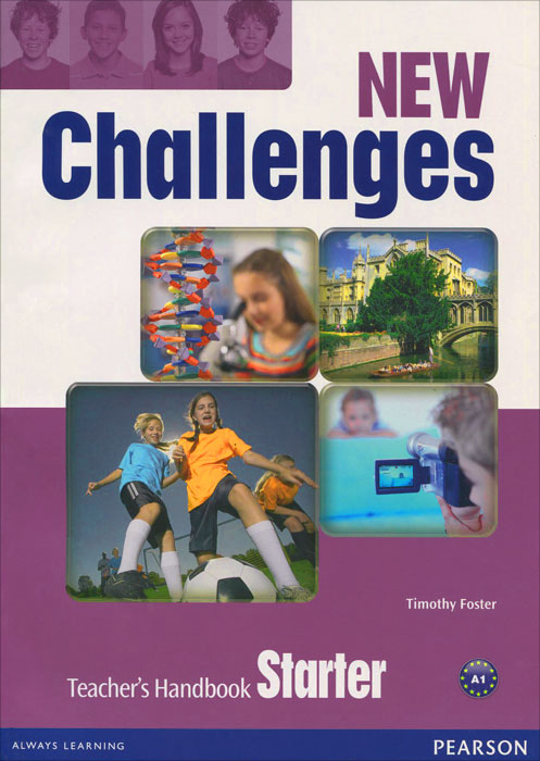 New Challenges: Starter: Teacher's Handbook бра mw light 695020102
