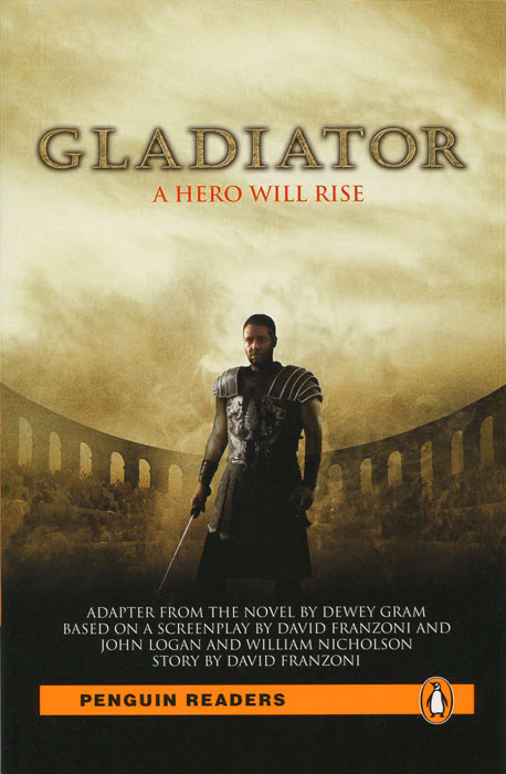 Gladiator: A Hero Will Rise: Level 4 (+ CD) gladiator level 4