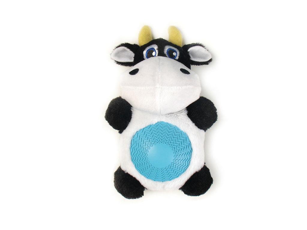 Игрушка для собак Aveva  Корова , с пищалкой - Игрушки