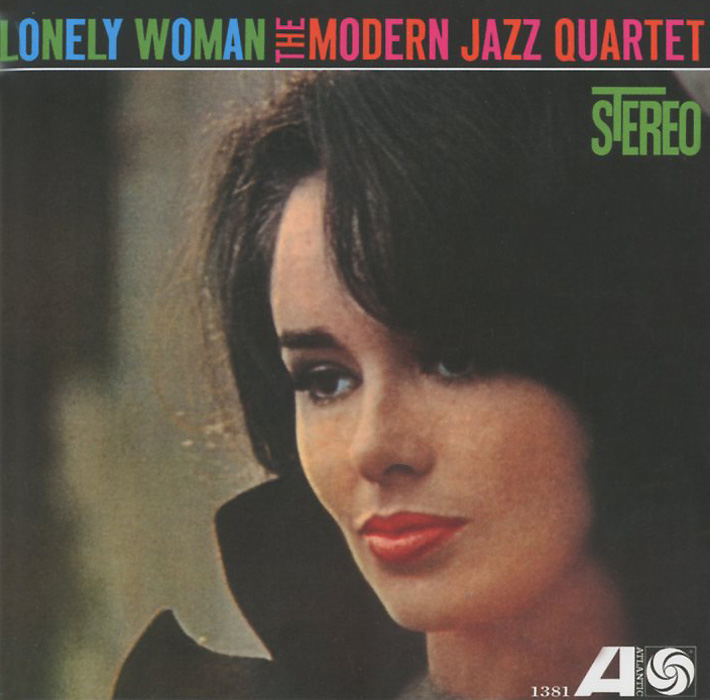 The Modern Jazz Quartet Modern Jazz Quartet. Lonely Woman inc international concepts new multi bell sleeve printed romper m $79 5 dbfl