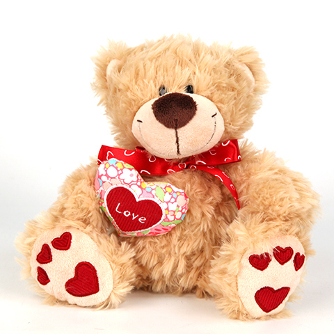 Sonata Style Мягкая игрушка Медведь Влюбленный 30 см виктор пивоваров влюбленный агент