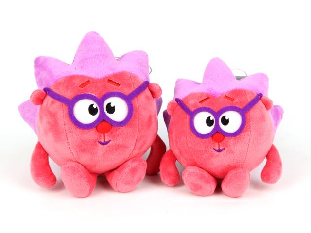 Смешарики Мягкая озвученная игрушка Ежик 12 см смешарики лучшее ежик