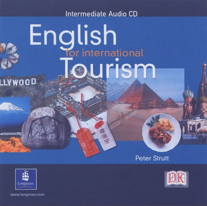 English for International Tourism: Intermediate: Audio CD (аудиокурс на 2 CD) first english words cd