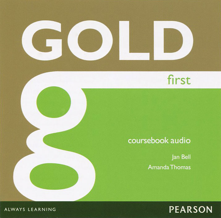 Gold First Class CD аудиокурс на 2CD