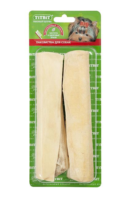 Лакомство для собак Titbit, сэндвич с говяжьим рубцом, 2 шт