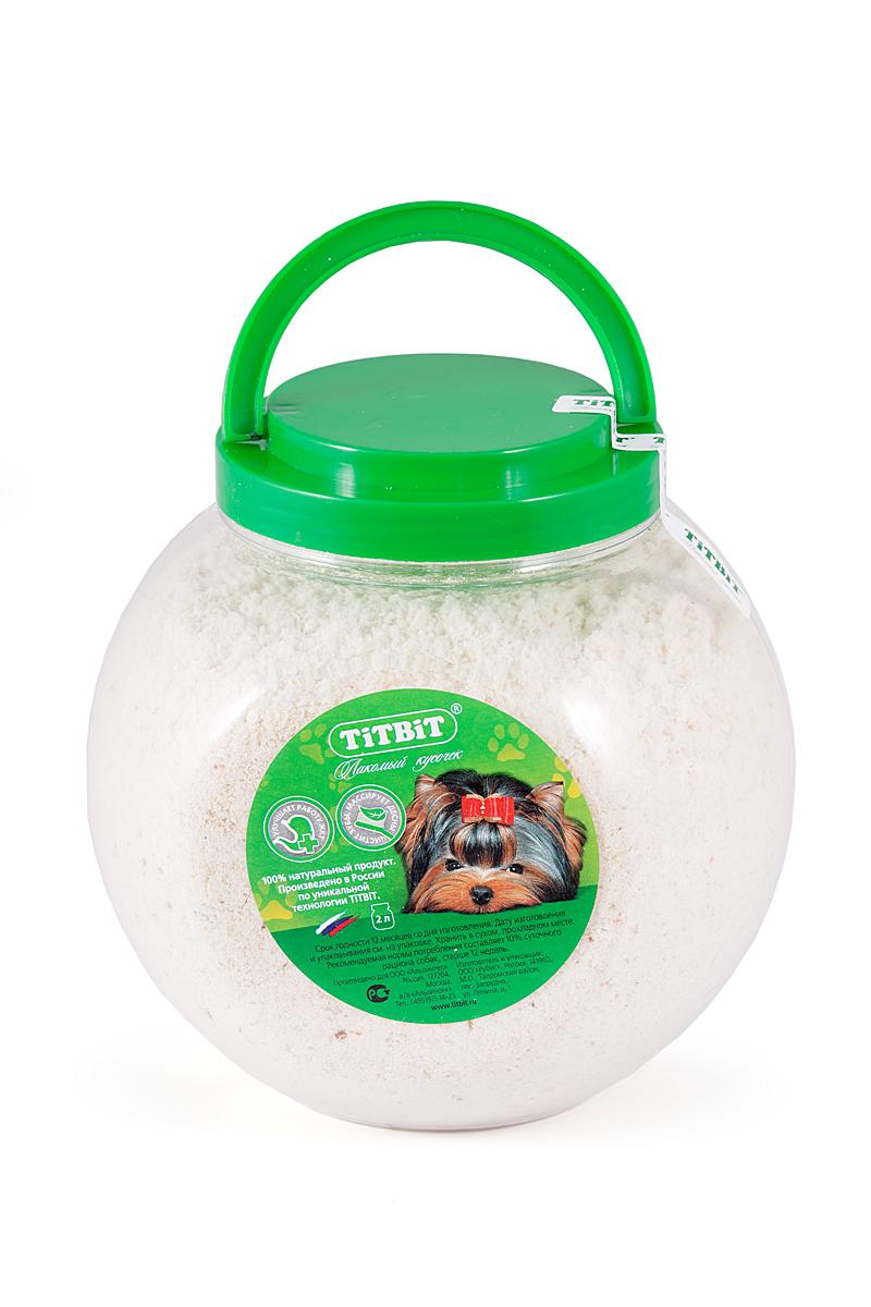 Лакомство для собак Titbit, мясокостная мука, 2 л5019Мясокостная мука Titbit содержит полноценный биологический протеин, который легко усваивается животными, а также необходимый для роста набор микроэлементов и аминокислот. Мясная мука является ценным компонентом, который специалисты кормления рекомендуют ежедневно включать в рацион Вашей собаки. Состав: Молотое говяжье мясо и кость.Условия хранения: хранить в сухом прохладном месте.Товар сертифицирован.