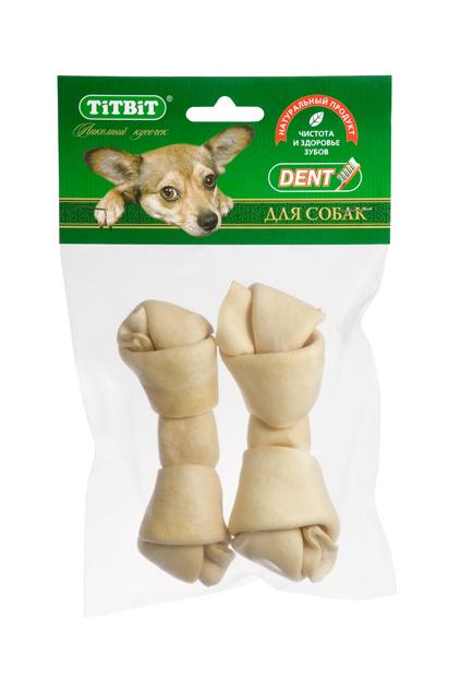 Лакомство для собакTitbit, кость узловая №3, 2 шт979Высушенная говяжья кожа, свернутая в форме кости размером 110-130 мм. В упаковке 2 штуки. Благодаря большому содержанию аминокислот и коллагена положительно воздействует на состояние кожи и шерсти собаки, а такжеобеспечивает поступление в организм незаменимых компонентов для роста и поддержания качества хрящевой ткани суставов собак. Способствует укреплению дёсен, удалениюзубного налёта и профилактике образования зубного камня.Состав: Высушенная говяжья кожа.