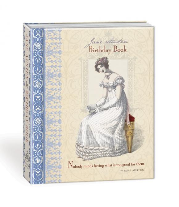 Jane Austen Birthday Book