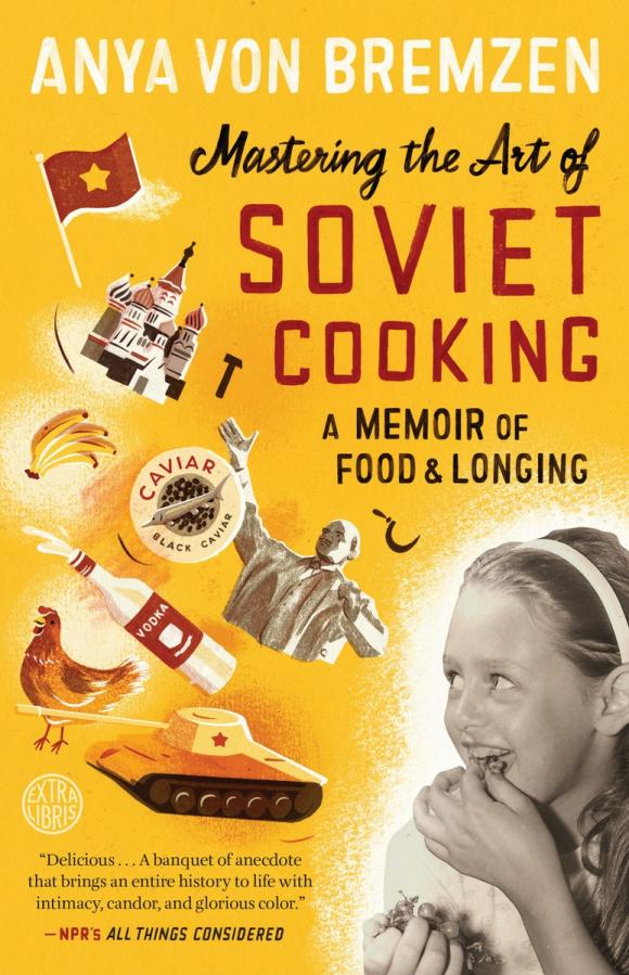 Mastering the Art of Soviet Cooking mastering photoshop layers