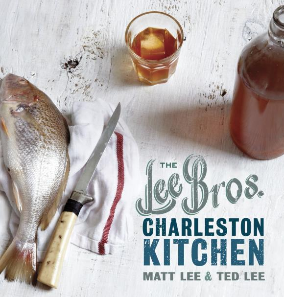 The Lee Bros. Charleston Kitchen футболка charleston
