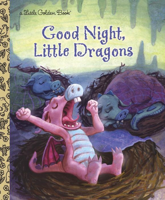 Good Night, Little Dragons good night good knight