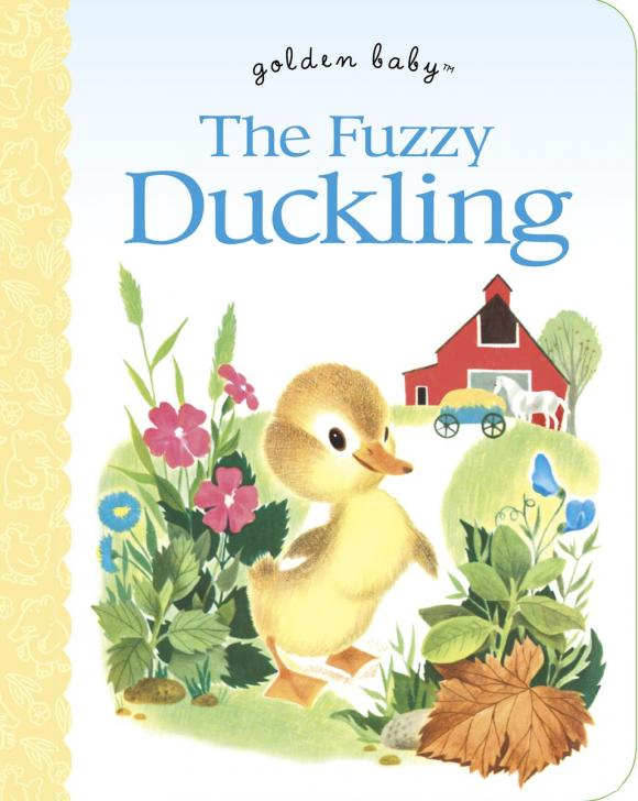 The Fuzzy Duckling duckling ugly