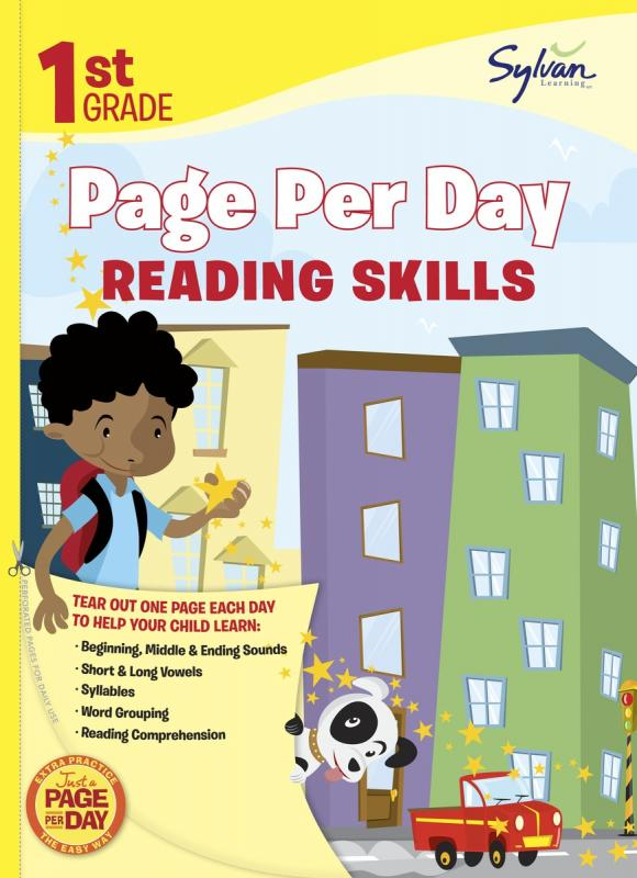 First Grade: Page Per Day: Reading Skills driscoll l cambridge english skills real reading 3 with answers