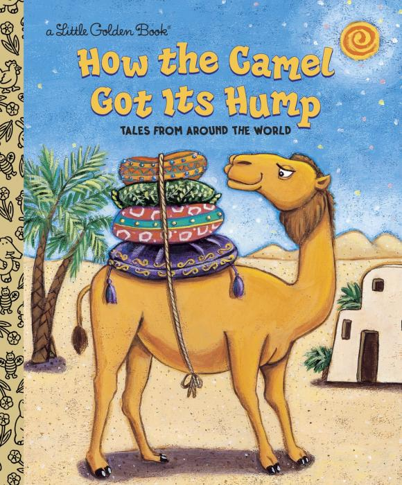 цена на How the Camel Got Its Hump