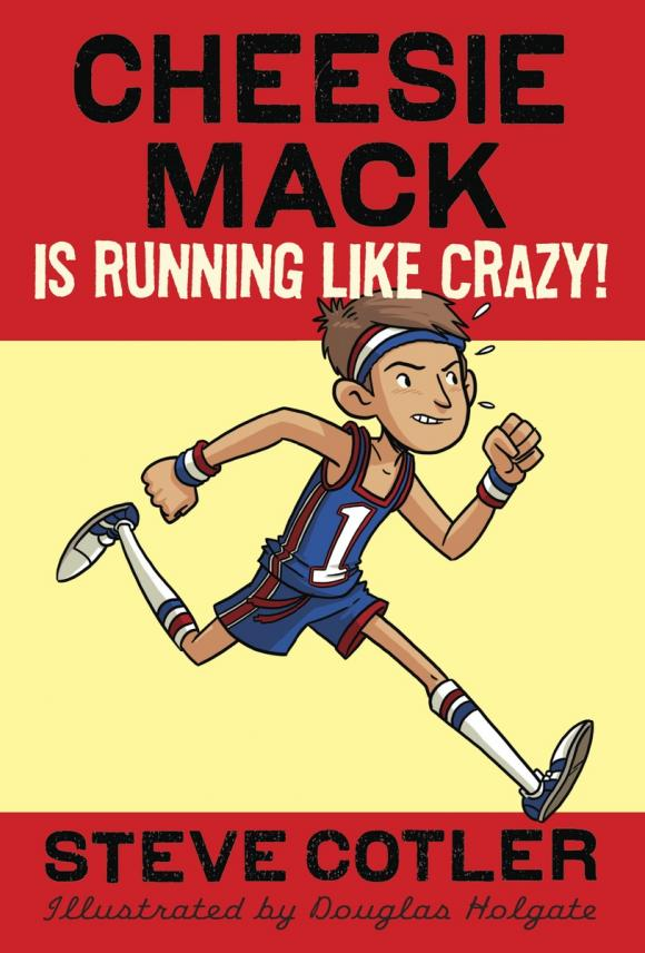 Cheesie Mack Is Running like Crazy! cheesie mack is not exactly famous