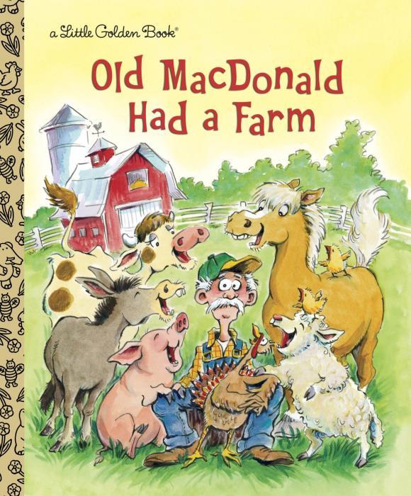 Old MacDonald Had a Farm amy macdonald lingen