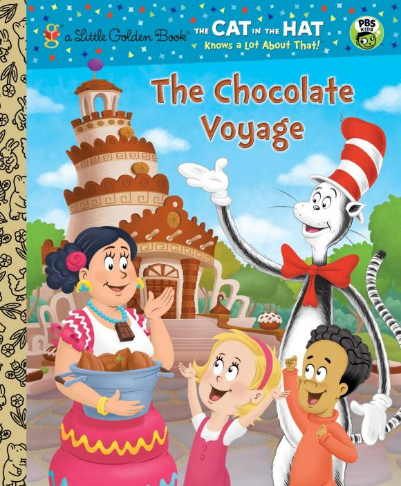 The Chocolate Voyage (Dr. Seuss/Cat in the Hat) cat in the hat el gato ensombr