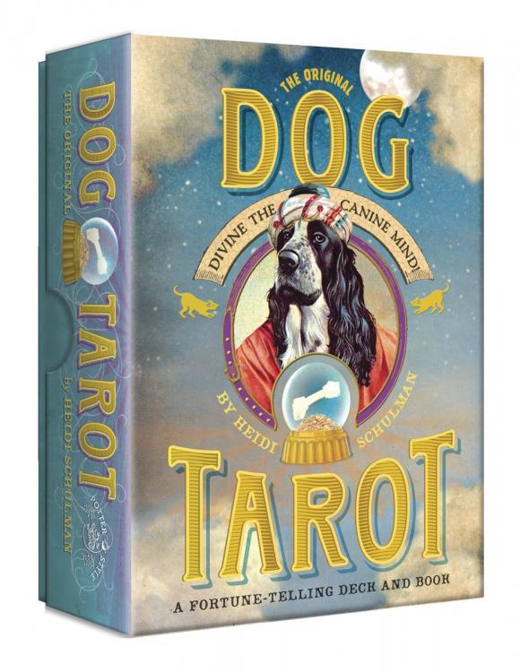 The Original Dog Tarot the classic tarot карты
