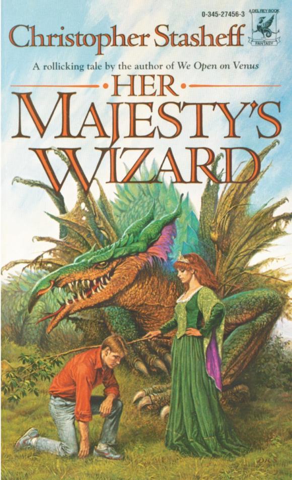 Her Majesty's Wizard vaude wizard 30 4 page 2