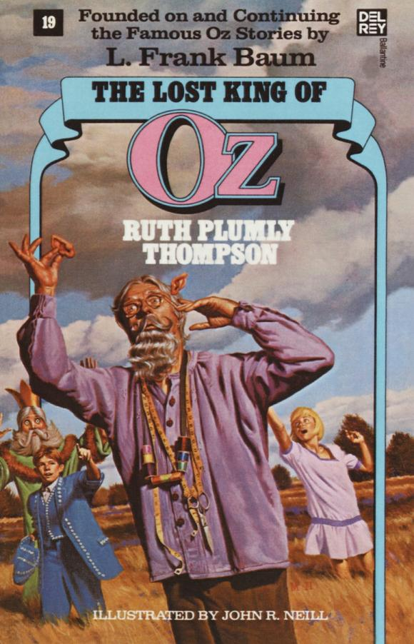 Lost King of Oz (Wonderful Oz Books, No 19) lost ink lo019awgvm59 lost ink