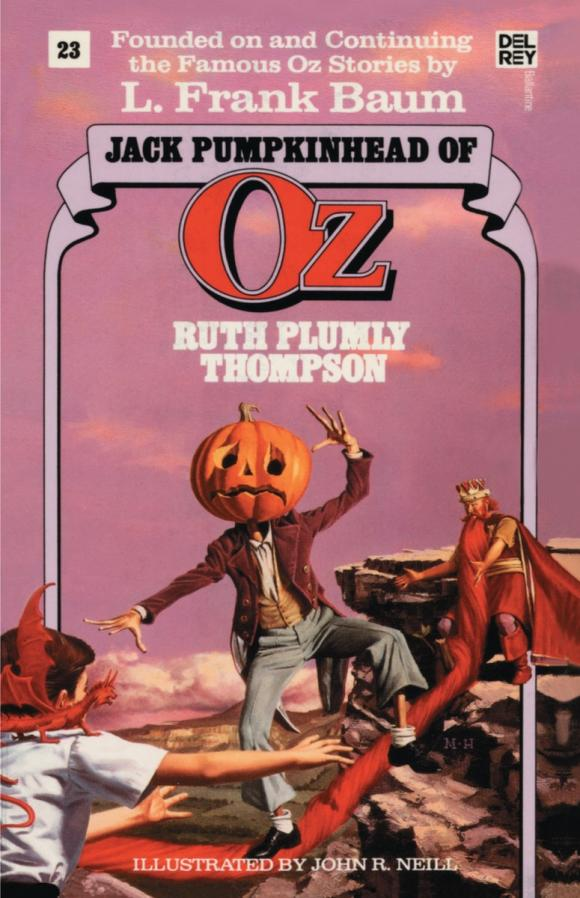 Jack Pumpkinhead of Oz (The Wonderful Oz Books, #23) снуд jack wolfskin jack wolfskin ja021guwha98