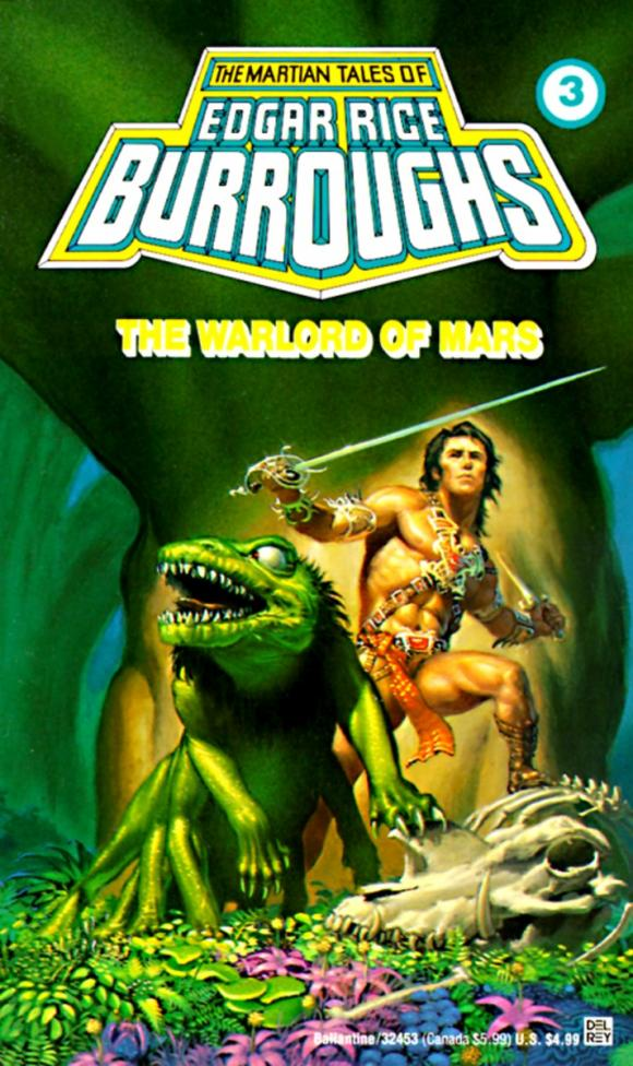 Warlord of Mars violet ugrat ways to heaven colonization of mars i