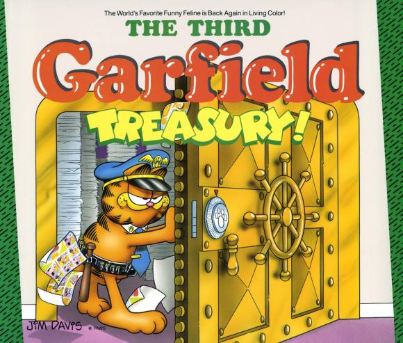 Third Garfield Treasury the 7th garfield treasury