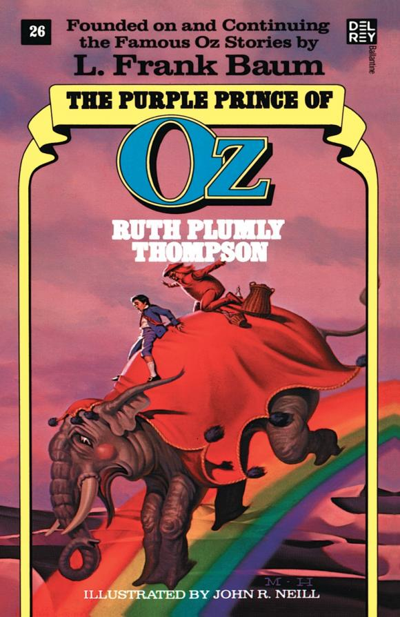 Purple Prince of Oz (The Wonderful Oz Books, No 26) greens today men s formula 26 4 oz