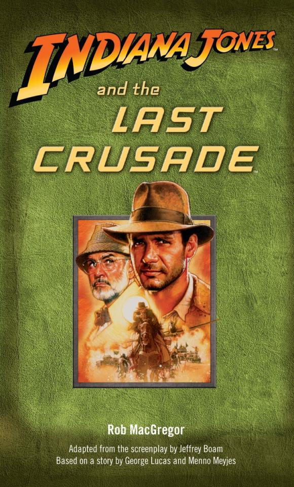 Indiana Jones and the Last Crusade indiana in030awqku35