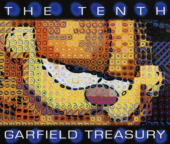The Tenth Garfield Treasury the 7th garfield treasury