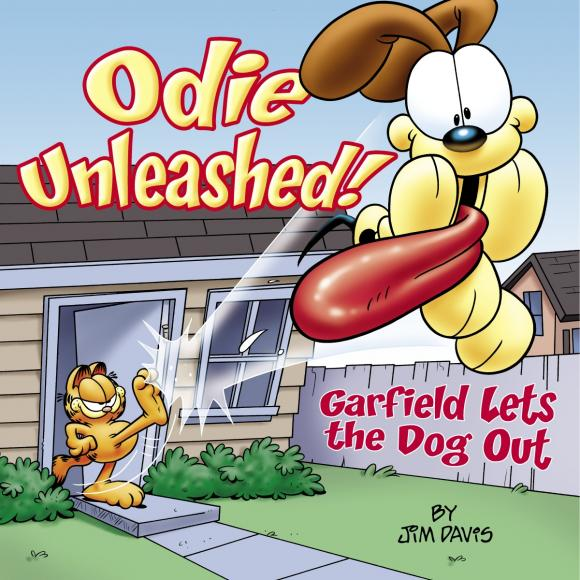 Odie Unleashed! indus river unleashed