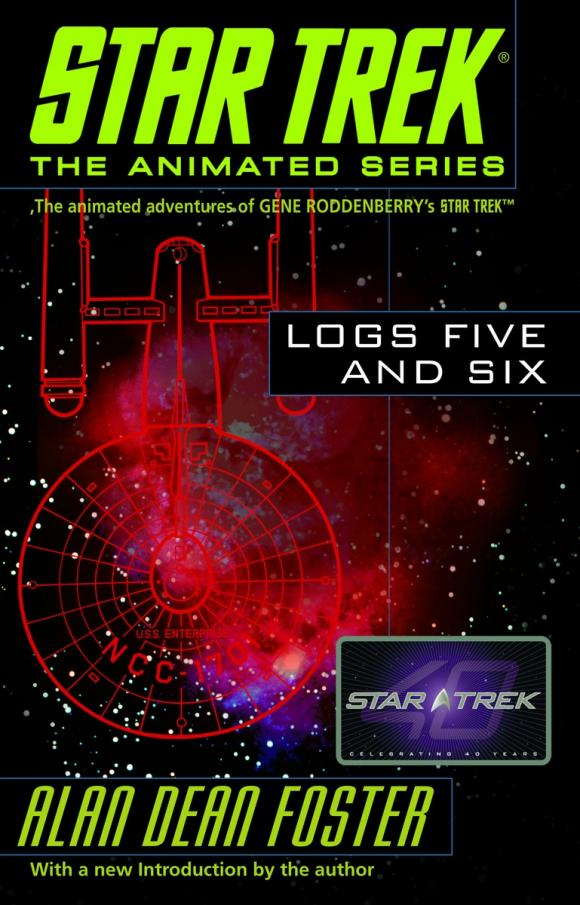 Star Trek Logs Five and Six eba 1324 s 4 мм