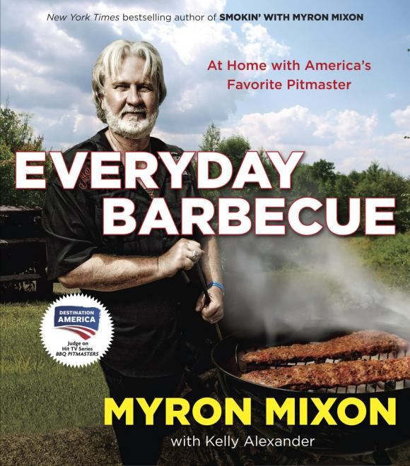 Everyday Barbecue mastering barbecue